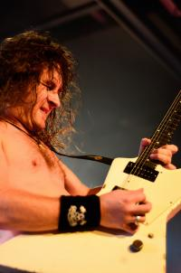 Photo by Claus Ljørring, at Airbourne 2016