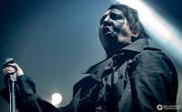 Marilyn Manson by Nikolaj Bransholm