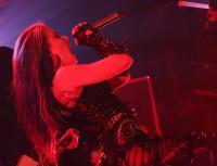 Alissa White Gluz, forsanger i Arch Enemy