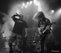 Six String Slaughter, band, Badeanstalten Slagelse