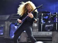 Megadeth by Claus Ljørring