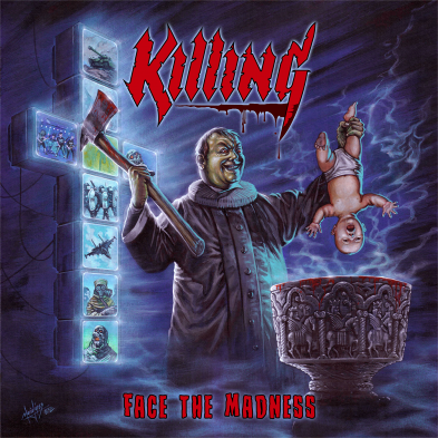 Killing - Face The Madness