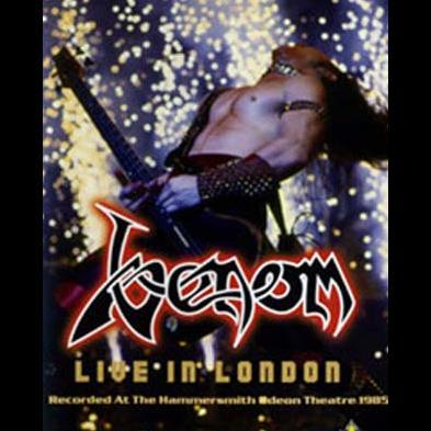 Venom - Live In London