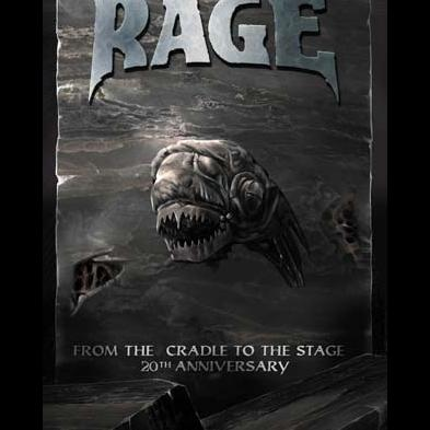 Rage - From The Cradle To The Stage - 20th Anniversary