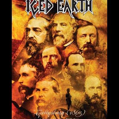 Iced Earth - Gettysburg
