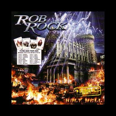 Rob Rock - Holy Hell