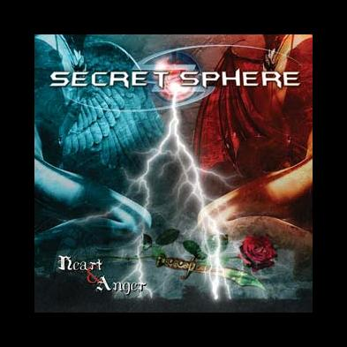 Secret Sphere - Heart & Anger