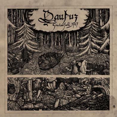 Dauþuz - Grubenfall 1727