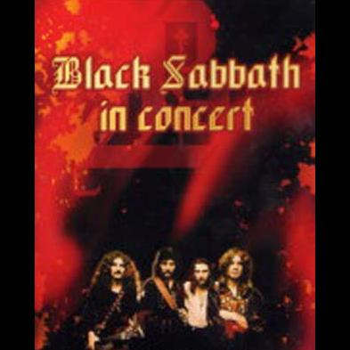 Black Sabbath - In Concert