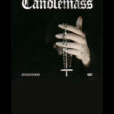 Candlemass - The Curse Of Candlemass - Live In Stockholm 2003