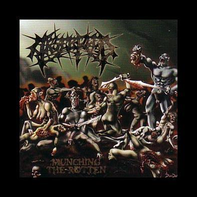 Arsebreed - Munching The Rotten