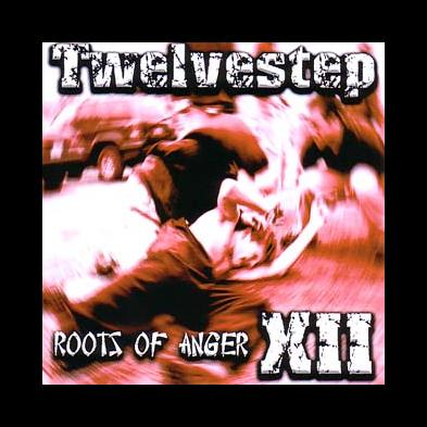 Twelvestep - Roots Of Anger XII