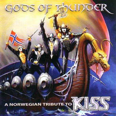 V/A - Gods Of Thunder - A Norwegian Tribute To KISS