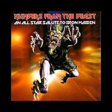 V/A - Numbers From The Beast - An All Star Salute To Iron Maiden