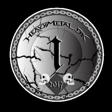 Heavymetal.dk Awards 2017 - 1. pladsen