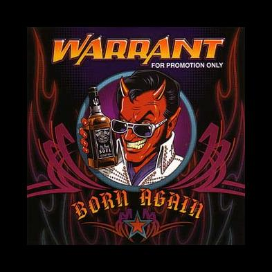 Warrant - Born Again