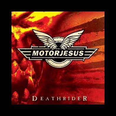 Motorjesus - Deathrider