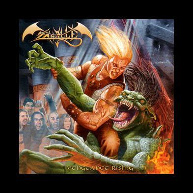 Zandelle - Vengeance Rising