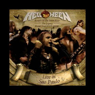 Helloween - Keeper Of The Seven Keys - The Legacy - World Tour 2005/2006
