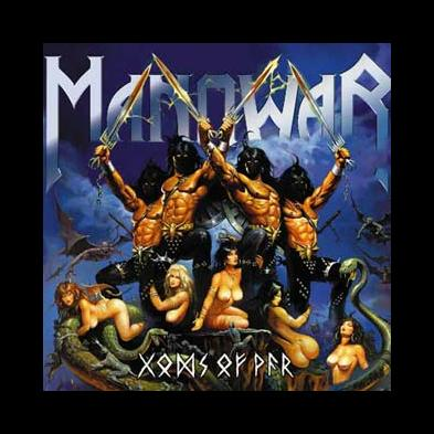 Manowar - Gods Of War