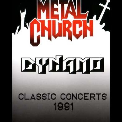 Metal Church - Dynamo Classic Concerts - 1991