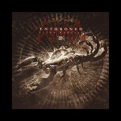 Enthroned - Tetra Karcist