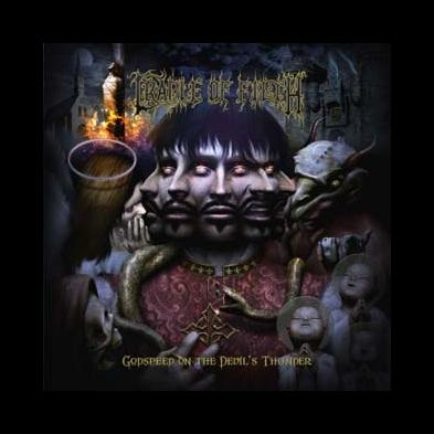 Cradle of Filth - Godspeed On The Devils Thunder