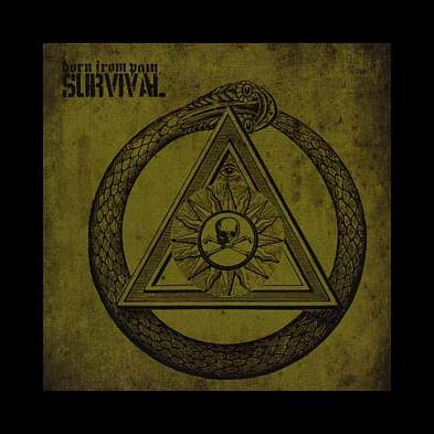 Born From Pain - Survival