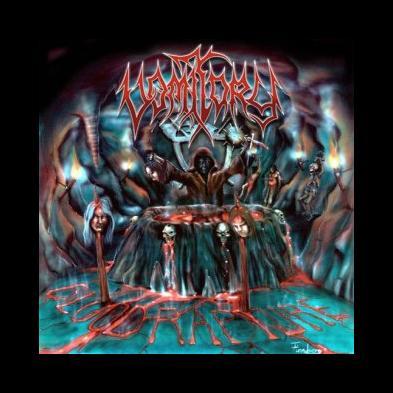 Vomitory - Blood Rapture