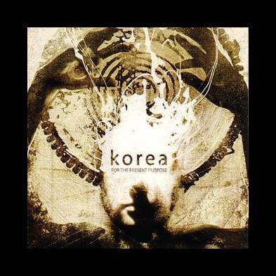Korea - For The Present Purpose