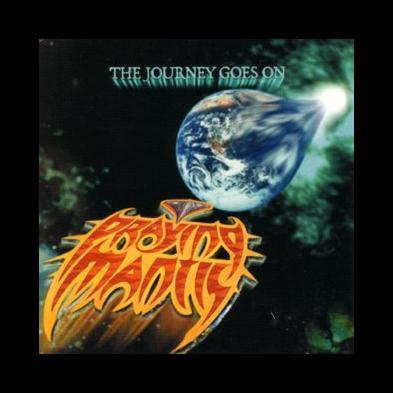Praying Mantis - The Journey Goes On