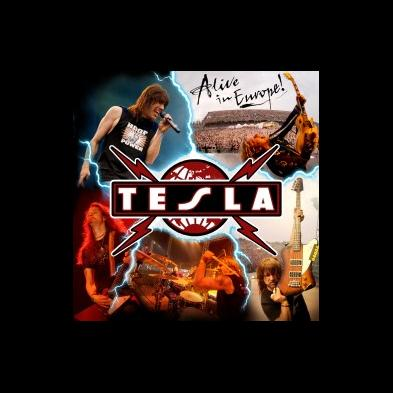 Tesla - Alive in Europe