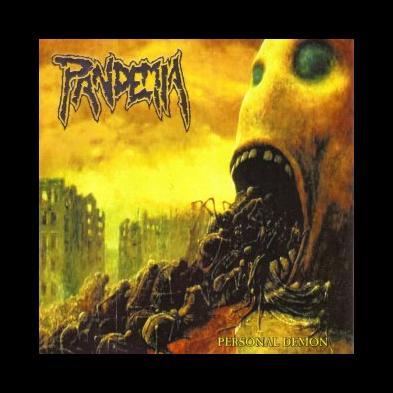 Pandemia - Personal Demon