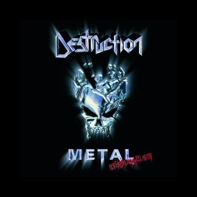 Destruction - Metal Discharge