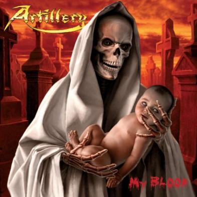 Artillery - My Blood