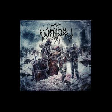Vomitory - Opus Mortis VIII
