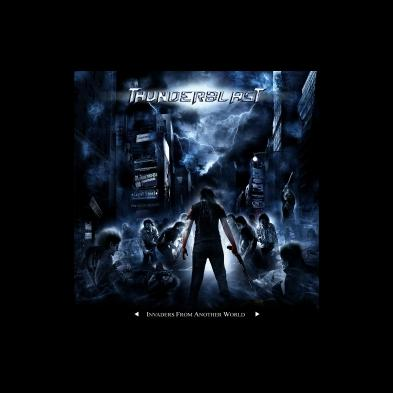 Thunderblast - Invaders from another World