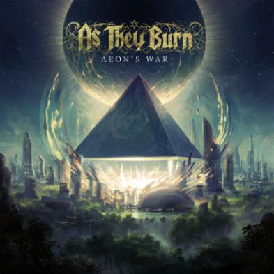 As They Burn - Aeon's War