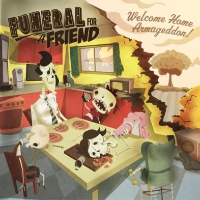 Funeral for a Friend - Welcome Home Armageddon!