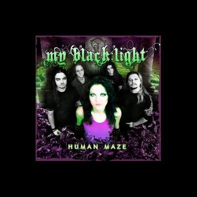 My Black Light - Human Maze