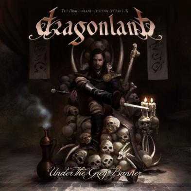 Dragonland - Under the Grey Banner