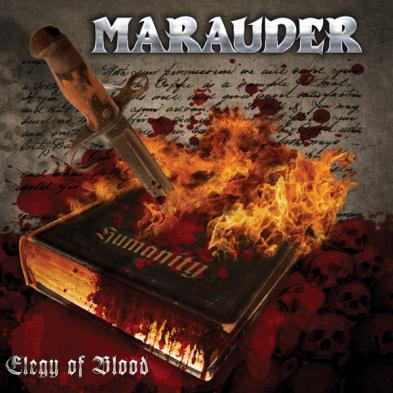 Marauder - Elegy of Blood