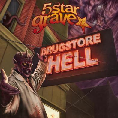 5 Star Grave - Drugstore Hell