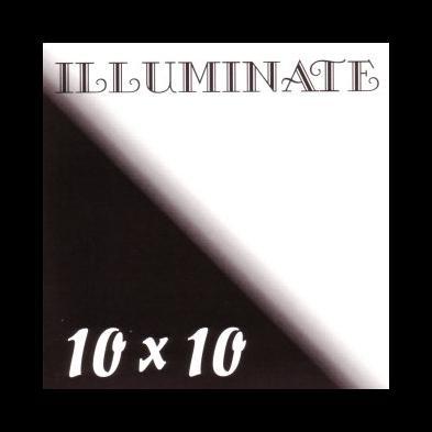 Illuminate - 10 x 10