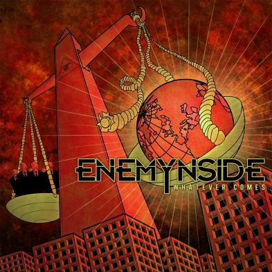 Enemynside - Whatever Comes