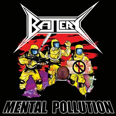 Battery - Mental Pollution