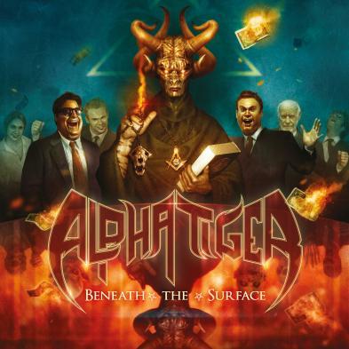 Alpha Tiger  - Beneath The Surface