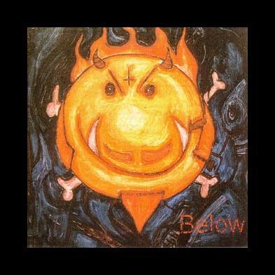 Below - Distortionman
