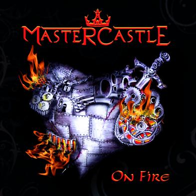 Mastercastle - On Fire
