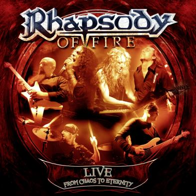 Rhapsody of Fire - Live - From Chaos To Eternity